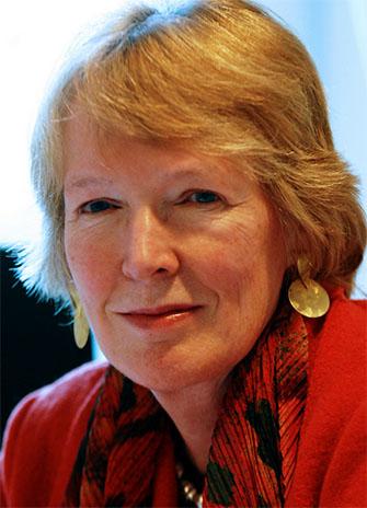 Historian and academic Margaret MacMillan