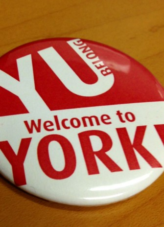Staff and faculty can volunteer for YU Belong to help give incoming students an insider's look at campus this fall.