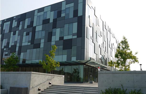 Life Sciences Building on Keele campus