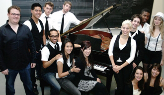 Wibi a cappella student group
