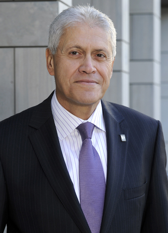 Dr. Mamdouh Shoukri, president and vice-chancellor of York University