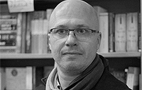 Author Aleksandar Hemon