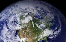 Earth featured picture for YFile front page