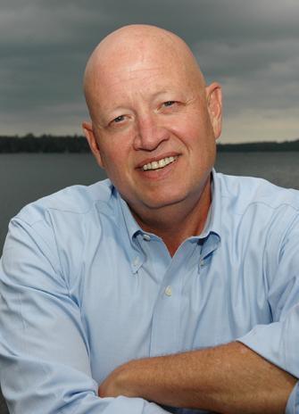 Speaker James McGregor