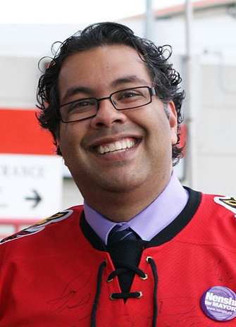 Calgary Mayor Naheed Nenshi