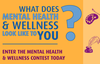 Mental Health Contest Poster