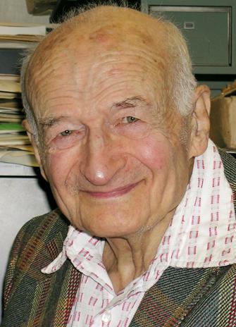 Professor Emeritus Lee Lorch