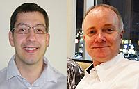 Michael Rotondi and Gary Sweeney