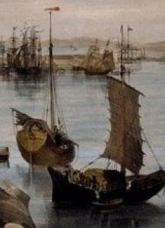 Tea Trade Historic image