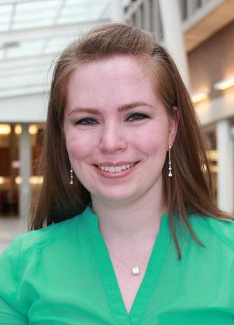 Kerry Morrison of York's School of Nursing