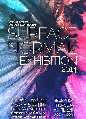 Surface Normal poster