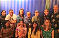 Filipino Youth Transitions in Canada project team members