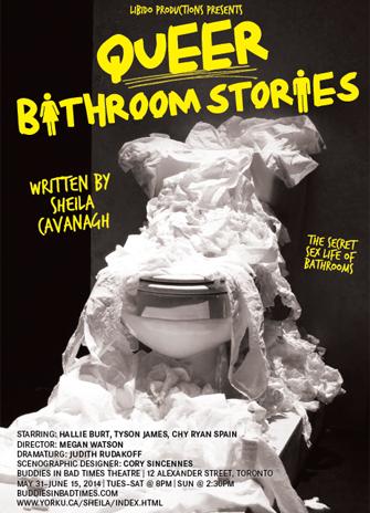 Queer Bathroom Stories poster
