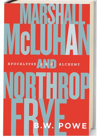 Marshall McLuhan and Northrop Frye book