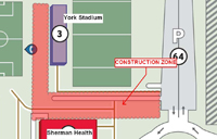 Map of construction for YFile homepage