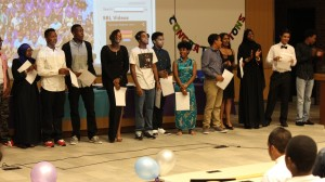 students graduating from Success Beyond Limits