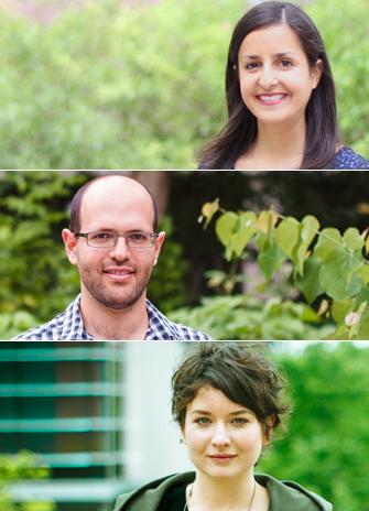 Vanier Canada Scholarship recipients montage for YFile