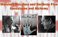 Poster for Apocalype and Alchemy book