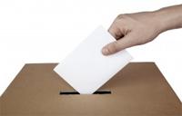 Voting Day box