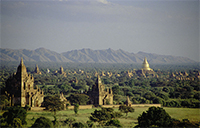 Bagan, Burma by Corto Maltese