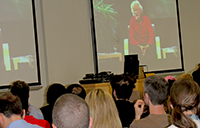 David Suzuki discusses the state of Canada's food supply