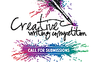 President's Prizes in Creative Writing competition poster