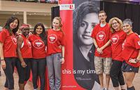 York CN Tower team members
