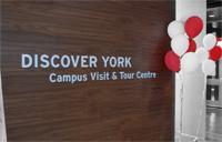 Discover York U centre opening