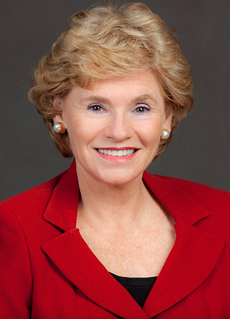 Julia Foster, Chair of the York U Board of Governors