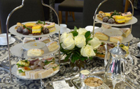 White Rose Legacy event tea