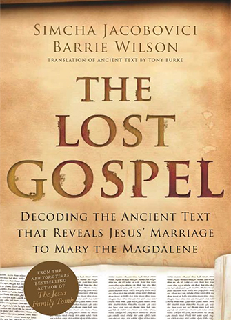 Cover of book The Lost Gospel