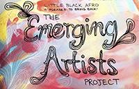 Little Black Afro poster