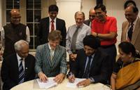 MOU signing with Janusz Kozinski featured image