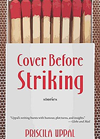 Book cover - Cover Before Striking