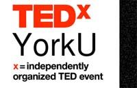 TEDxYorkU logo