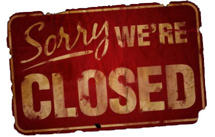 CSBO Stores closure
