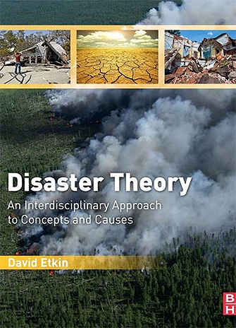 Disaster Theory by David Etkin book cover