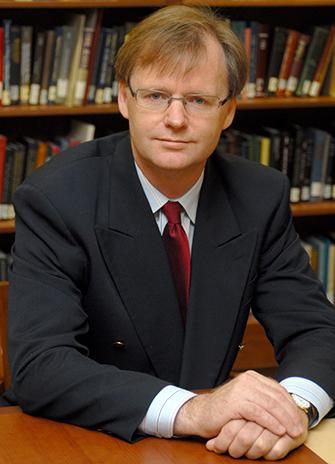 York chemistry Professor Mike Organ