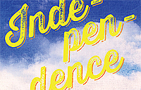 Partial cover of book Independence