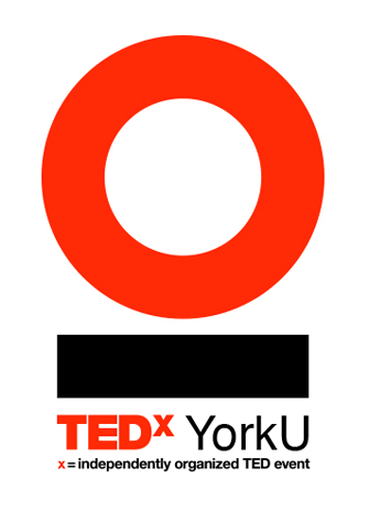 TEDxYorkU featured image showing event logo