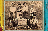 Fútbol, Jews, and the Making of Argentina partial book cover