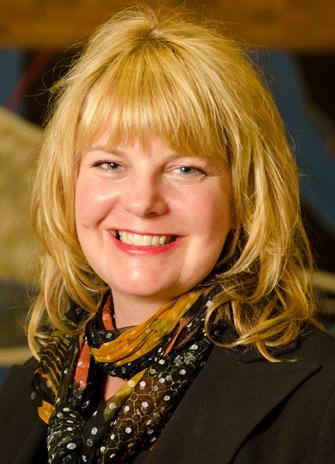 University Librarian Joy Kirchner