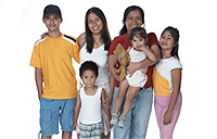Immigrant moms and children