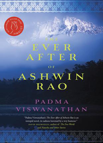 Padma Viswanathan, author of The Ever After of Ashwin Rao, will open this yea'r's Canadian Writers in Person Lecture Series on Sept. 22