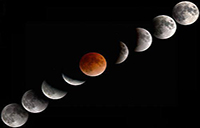 A total lunar eclipse will happen on Sept. 27