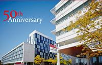 ISR celebrates 50 years