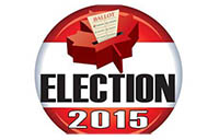 Your Vote 2015 is one of the sessions planned for the McLaughlin College Lunch Talk series
