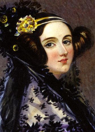 Ada Lovelace, English writer and mathematician