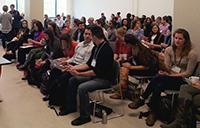 Guests at the annual Anita McBride Alumni Mentoring Luncheon