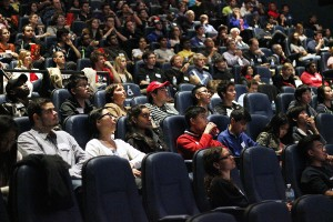 Students from across southern Ontario participated in the annual Physics and Astronomy High School Evening